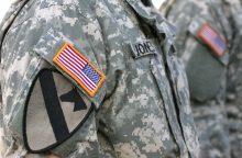 Į avariją prie Vilniaus pateko JAV kariai, tarp nukentėjusiųjų – nėščioji