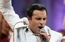 """Radžis apie """"Euroviziją"""": cirkintis prieš žmones – ne man"""