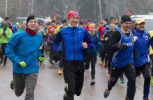 Žuvusiems už Lietuvos laisvę pagerbti – rekordinis bėgikų skaičius