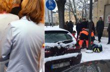 Mirtimi pasibaigęs įvykis Kaune sudomino ministeriją: gydytojai turi gelbėti žmones