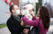 Gripo epidemija paskelbta ir Jonavos rajone