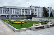 Atranka į Marijampolės policijos vadovo pareigas neįvyko