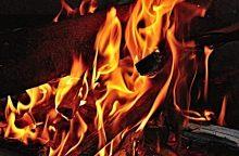 Utenoje ugnis pasiglemžė senjoro gyvybę