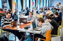 Technologijų kūrybinėse dirbtuvėse – galimybė gauti investiciją