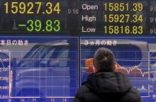 Naftos kainos šoktelėjo į viršų