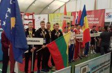 Kauniečiai žengė į Europos jaunių bokso čempionato ringą