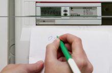 Sąskaita už elektrą kaunietį privertė žagtelėti