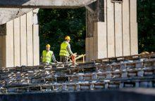 Savivaldybės atstovas: teismas nenutraukė Kauno stadiono rekonstrukcijos sutarties