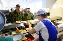 Kauno ligoninėje gydomi apsinuodiję kariai, tačiau batalionas teigia kitaip