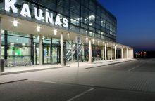 """Kauno oro uostas: """"ačiū"""" mūsų keleiviams"""