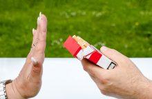 Šiuolaikinių šeimų dilema: noras susilaukti vaikų ir rūkymas