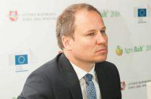 G. Surplys apie ministerijos darbuotojų nuotaikas: jos nėra pakilios