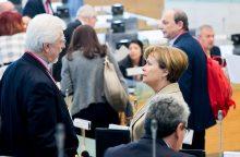 R. Juknevičienė tapo pirmąja NATO PA prezidente moterimi