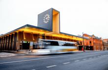 Kauno autobusų stotyje – nauja paslauga