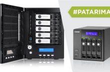 Patarimai, kaip išsirinkti NAS serverius ir tinklo įrenginius