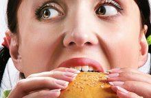 Stresas ir maistas: emocinio valgymo pavojai
