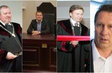 Teismų korupcijos byla: į laisvę paleisti trys teisėjai ir vienas advokatas