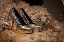 Auksinių kurpaičių mėgėjoms: jas avėkite su saiku