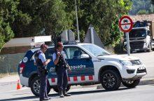 Ispanijos teroristų name – pavojingas radinys