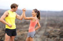 Sportas – geresnių santykių garantas