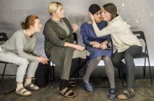 Į Kauną atvyksta tragikomiškas spektaklis – norėsis ir verkti, ir juoktis iki ašarų