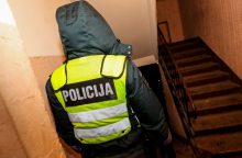 Tragedija sostinėje: peiliu nužudytas vyras, įtariamasis sulaikytas