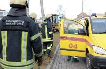 Kaune – dujotiekio avarija, dalyje įmonių sustabdytas dujų tiekimas