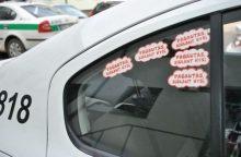 Šalčininkų rajone neblaivus vairuotojas pareigūnams davė kyšį
