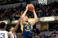 NBA sezoną lietuviai pradėjo pergalėmis