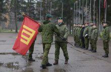 Vėliavos žygis per Lietuvą