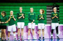 Lietuvos krepšininkės universiadoje nusileido australėms