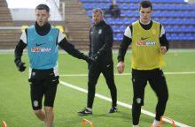 """Vilniaus """"Žalgiris"""" pasirengimą sezonui tęs Turkijoje"""