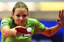 R. Paškauskienė ir K. Riliškytė – Europos čempionato atkrintamosiose varžybose