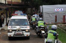 Indonezijoje dingo policijos lėktuvas, skraidinantis 13 žmonių