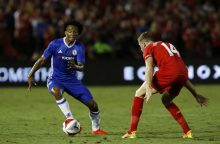 JAV įsibėgėja tarptautinis Europos klubų futbolo turnyras