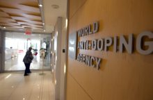 Medalį iškovojęs rusas akmenslydininkas oficialiai apkaltintas vartojęs dopingą