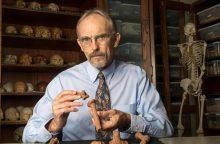 Mokslininkai: australopitekė Lucy daug laiko praleisdavo medžiuose