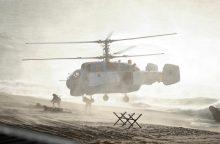 """Rusija informuos Vakarų šalis apie karines pratybas """"Zapad 2017"""""""