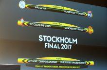 """Europos lyga: kelyje į finalą """"Manchester United"""" teks brautis per ispanišką barjerą"""