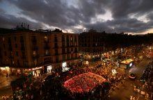 Nustatytas Barselonos išpuolio mikroautobuso vairuotojas