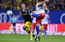 """""""Borussia"""" susigrąžino lyderės poziciją"""