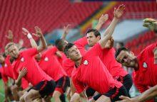 Ypatingus Lenkijos futbolo rinktinės metus gali užbaigti ir pusfinalis