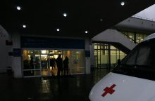 Sibire susidūrus kelioms transporto priemonėms žuvo 11 žmonių