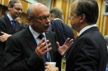 Rusijos diplomatas paskirtas į naują JT kovos su terorizmu vadovo postą