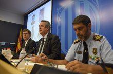 Teroro išpuolių Katalonijoje aukų padaugėjo iki 15