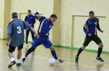 Klaipėdos salės futbolo taurę laimėti nori 16 komandų