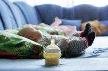 Lietuvoje pagimdė rekordiškai jauna mergaitė
