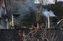 Šildymo sezono pradžia: kaip išvengti gaisrų?