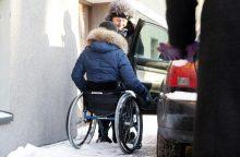 Siekis – neįgaliųjų integracijos metai