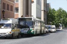Jūros šventės metu keisis autobusų važiavimas
